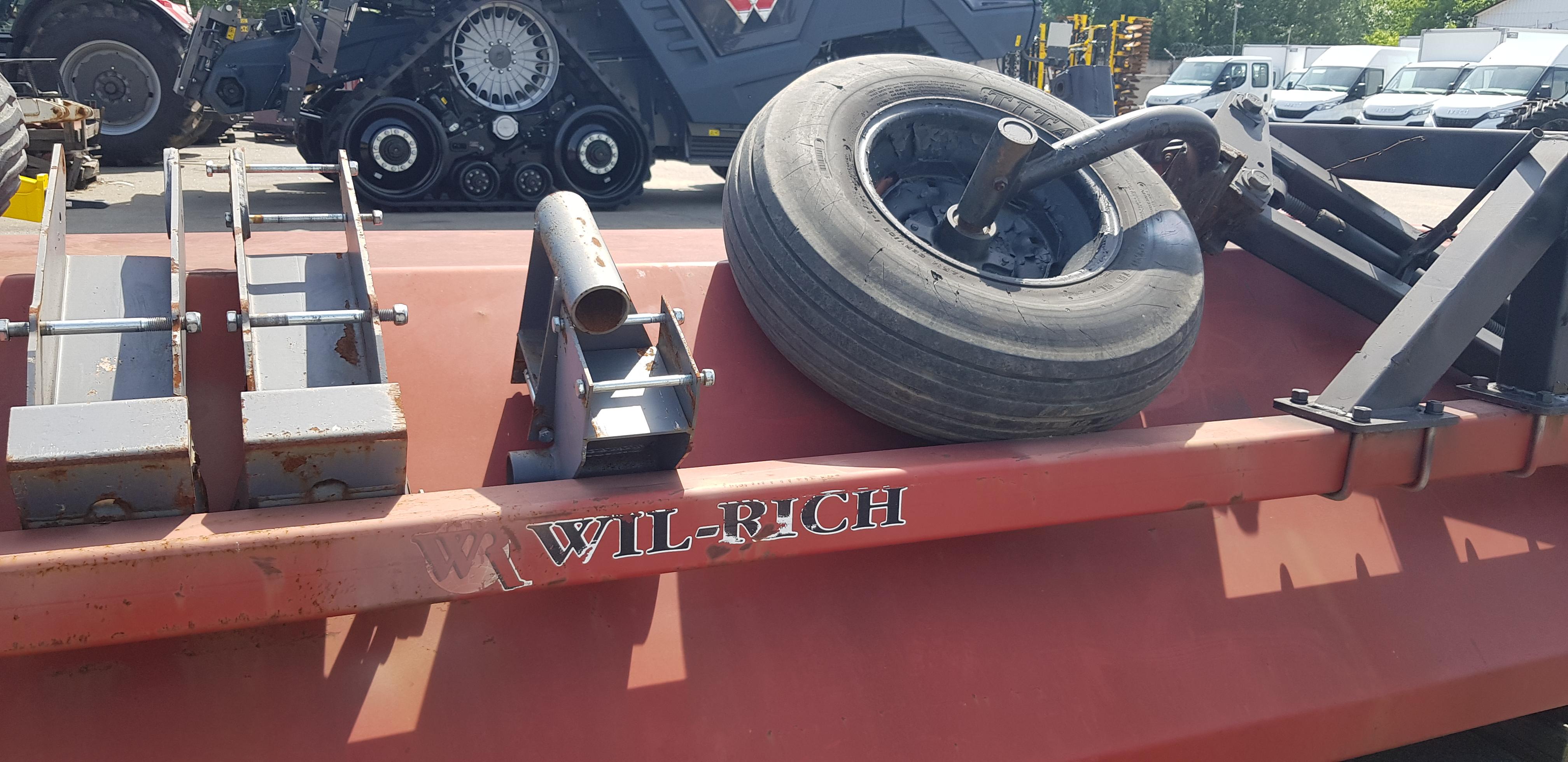 Измельчитель Wil-Rich 8,1