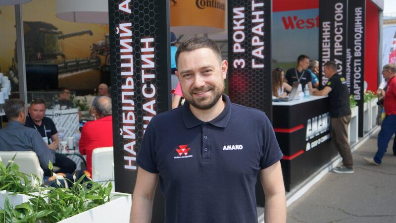 Сергей Малыш, руководитель департамента послепродажного обслуживания