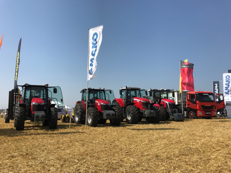 Тракторы Massey Ferguson, «УКАБ Агротехнологии 2021. ЦЕНТР»