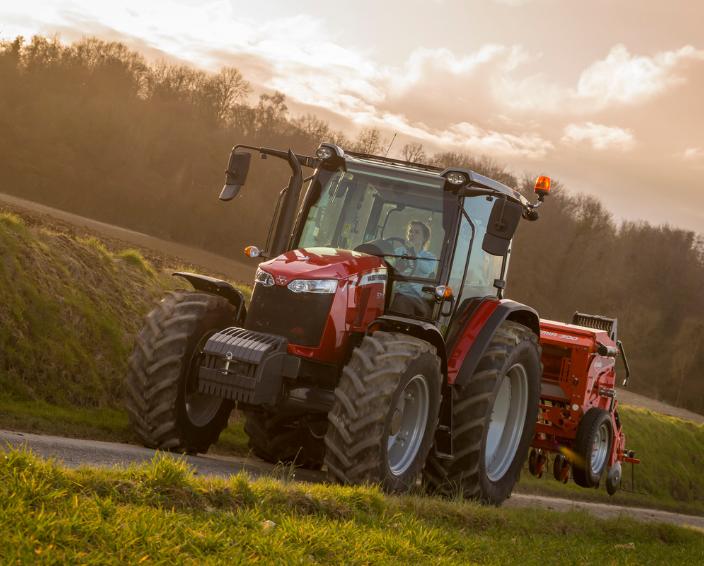 Тракторы Massey Ferguson MF 5711